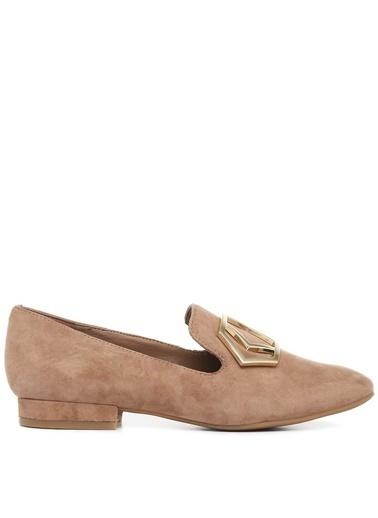 Nine West Loafer Ayakkabı Ten